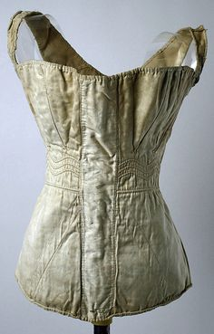 A Most Peculiar Mademoiselle: Swedish Common Women's Dress in the mid – Underwear Vintage Corset, Vintage Lingerie, Historical Costume, Historical Clothing, Period Outfit, Victorian Women, Victorian Era, Textiles, Couture
