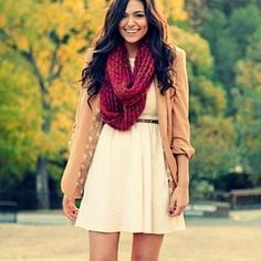 Perfect Outfit for Holiday Time