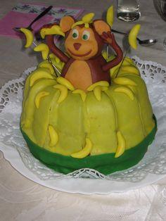 Opice v banánech