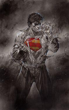 Clark Kent - Superman by Ardian Syaf *