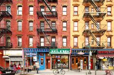 Williamsburg, Brooklyn - Destinations - Taste.com.au. I used to work in one of those restaurants, back when it was Vera Cruz
