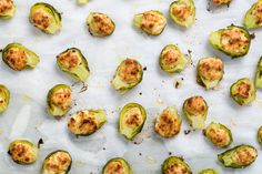 Stuffed Brussels Sprouts  - Delish.com