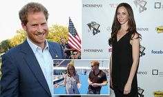 Prince Harry gets former first daughter Barbara Bush's phone number