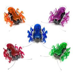 Hexbug Ants Interactive Electronic Toy Bugs at Savings off Retail! Fire Ants, Crazy Toys, Simple Machines, Palm Of Your Hand, Custom Wheels, Electronic Toys, Children And Family, Red Sweaters, Educational Toys