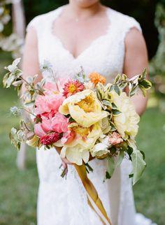 bridal bouquet | Shotgun Floral Studio | Enjoy Events Co. | Christina McNeill Photography