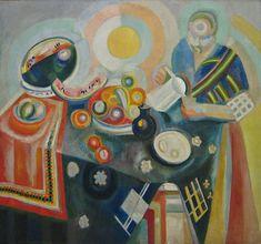 Robert Delaunay - La verseuse (1916)
