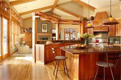 craftsman interior pictures - Google Search