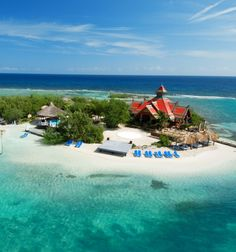 Sandals Royal Caribbean in Montego Bay, Jamaica