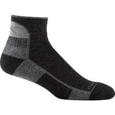Lite Hiker Quarter Socks Black