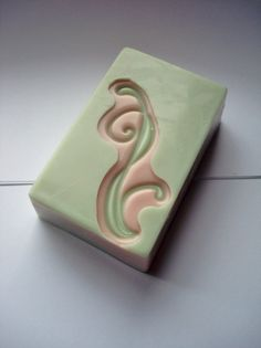 Lilac Scented Soap Floral Soap Fancy Soap by BubblesNBeads, $6.00