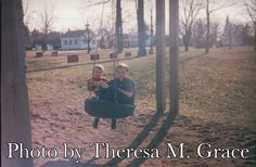 Brother's playing in the park  McCurdy Park  Corunna MI