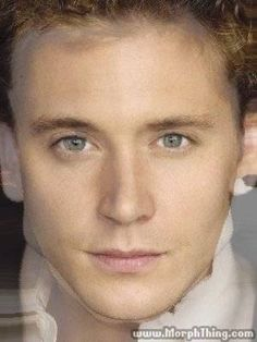 Just morphed Jensen Ackles and Tom Hiddleston and I don't know what to do with my life. www.MorphThing.com is amazing