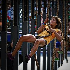 Legless rope climbs for days Lauren Fisher