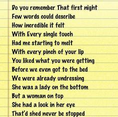 A Sex Poem 10