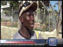 Haitianos Niegan Maltrato En RD #Video