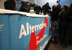 """""""Partei der Geringverdiener und Arbeitslosen"""": AfD streitet um sozialpolitische Ausrichtung - http://www.statusquo-news.de/partei-der-geringverdiener-und-arbeitslosen-afd-streitet-um-sozialpolitische-ausrichtung/"""