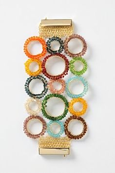 Bracelet from anthropologie $188 this has major possibilities!