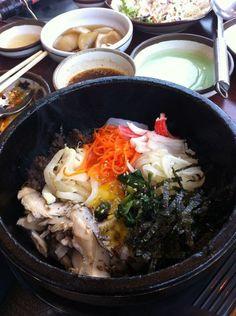 Korean Bibimbab @ Jejudo, Korea