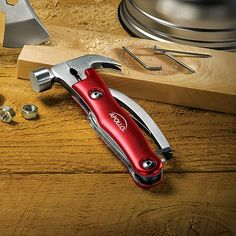 Finally, a Serious All-in-One Tool That Makes Quick Work of Small Jobs Around the Home or On the Road!