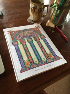 Coloring Books and Fire - When We Ask for Wild Things