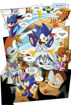 Sonic Skyline (Page 2)