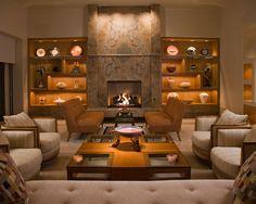 Rancho Santa Fe Great Room by Regina Kurtz, ASID on http://roomreveal.com