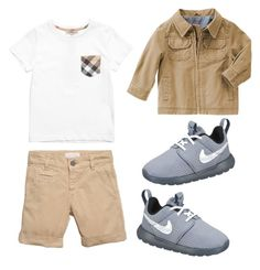 Roman by jade031101 on Polyvore featuring polyvore, fashion, style, Burberry, Gucci and NIKE