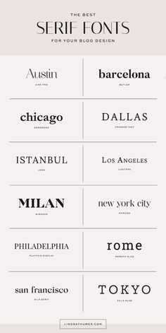 the best serif fonts Typography Fonts, Typography Design, Branding Design, Tattoo Typography, Cursive Fonts, Font Logo, Serif Typeface, Hand Lettering, Handwritten Fonts