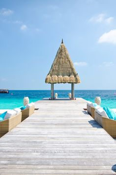 The Best Overwater Bungalow Resorts in the Maldives - Nothing says paradise than the Maldives, a 26-atoll chain of islands known for its sparkling turquoise waters, sugar-white beaches, and, of course, dreamy overwater bungalow resorts. How to narrow down where to stay? Here are 14 of our favorite places to check in.