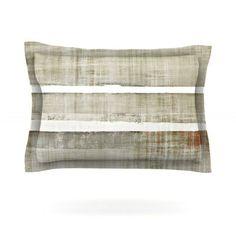 KESS InHouse Loving Life by CarolLynn Tice Featherweight Pillow Sham Size: