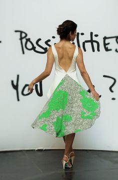 Signature Two-Piece Set. Tango Dress. Party by AtelierVertex
