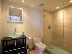 10 Gorgeous Bathrooms With Black Tile Bathroom Ideas Grey Bathroom Tiles And Grey Tiles