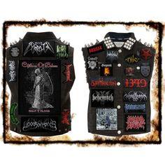 My battle vest. - Polyvore