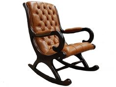 Rocker Chair Traditional  Rocking Chair-The Chesterfield Company  UK