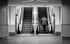 Proceeding To The Next Level by sven-hein-streetphoto