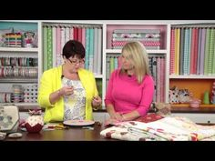 English Paper Piecing Video Tutorial - Riley Blake Blog Articles