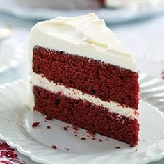 Red Velvet Cake with Cream Cheese Frosting Recipe   Key Ingredient