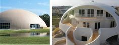 Monolithic Domes are safe, sturdy, weather resistant and are extremely cheap, easy to build and energy efficient