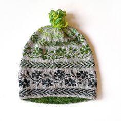Ravelry: wild rose hat pattern by alfa knits