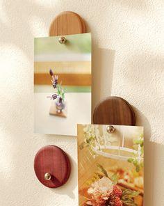 お気に入りの写真を壁面に飾れるクリップ・フォトフレーム・フォトスタンド
