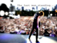 The Last Man Standing (live)
