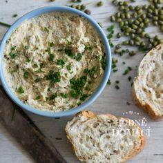 Mungo pomazánka | Hodně domácí Grains, Food, Essen, Meals, Seeds, Yemek, Eten, Korn