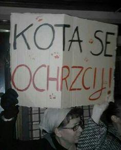 Czarny Protest pod domem posła Kaczyńskiego #CzarnyProtest