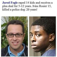 No words ~ smh The injustice is too much!