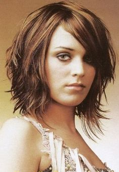 awesome 52 Short Hairstyles for Round, Oval and Square Faces - Be Trendsetter - Pepino Hair Style