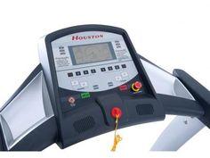 Esteira Eletrônica Houston EA35D - Vel. Máxima 14km/h com as melhores condições você encontra no Magazine Esquentatudo. Confira!