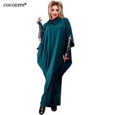 5XL 6XL 2018 New Spring Plus Size Women Dress Large Big Size Loose Long  Dress Maxi Lady Long Dresses Casual Robe Female Vestidos 08f6a4ac45d8