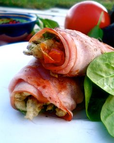 27. Paleo Breakfast Burrito #whole30 #paleo #breakfast #recipes http://greatist.com/eat/whole30-breakfast-recipes