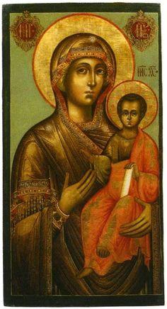 Christian Art, Madonna, Mona Lisa, Icons, God, Artwork, Painting, Dios, Work Of Art