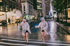 https://flic.kr/p/MJrM23 | Two women in the rain in Manhattan | Fujifilm X-Pro2 Fujinon XF 35mm F/2 (~50mm equiv)  lanolan.com instagram.com/lanolan  twitter.com/lanolan 500px.com/lanolan